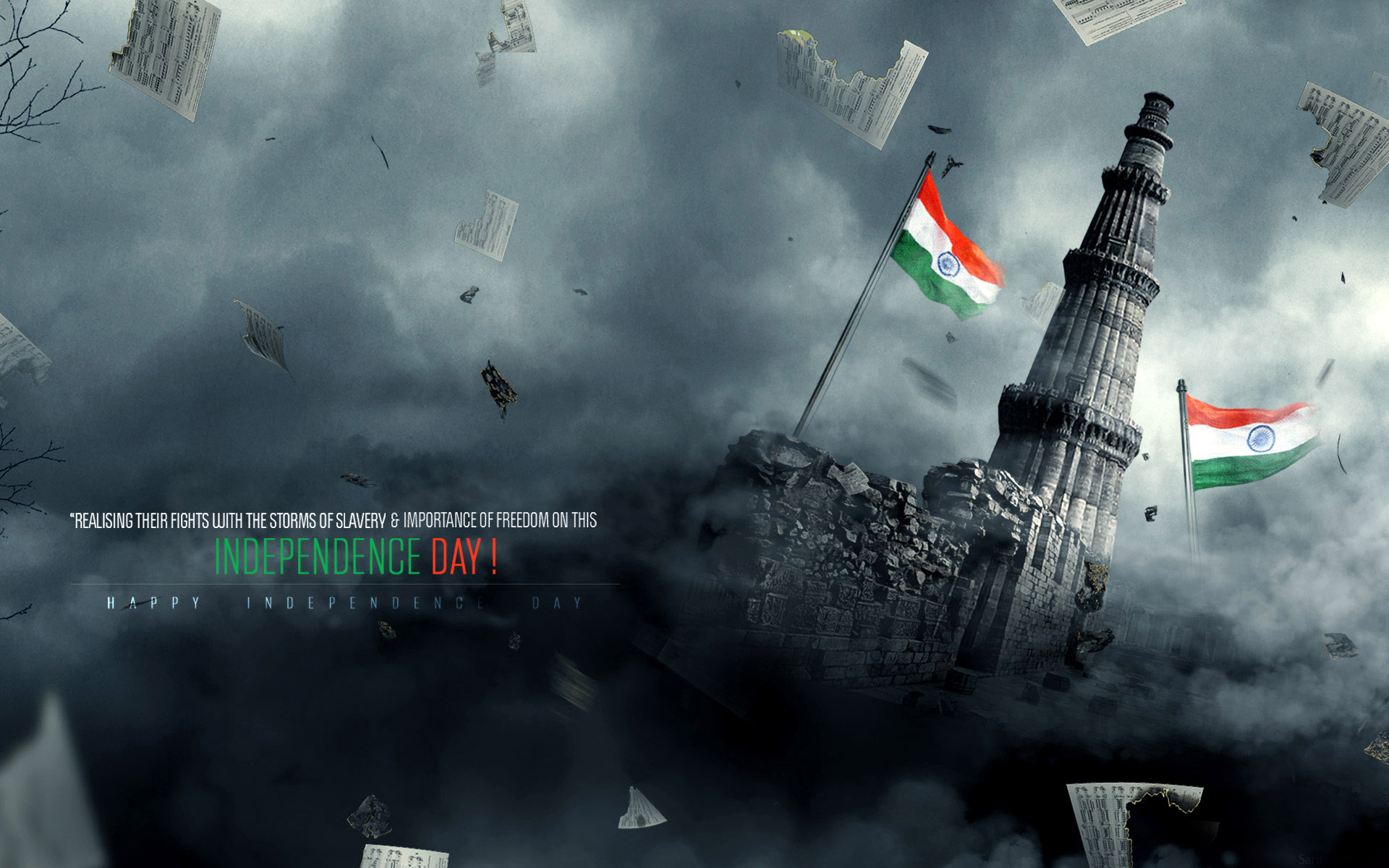 independence day wallpaper