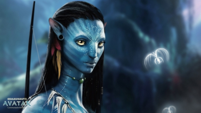 avatar movie character wallpaper