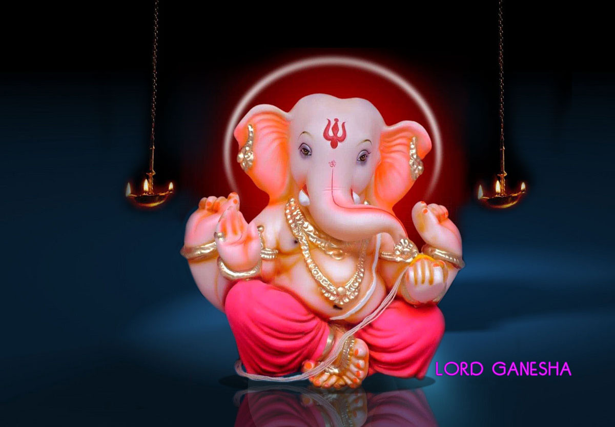 god ganesh wallpaper