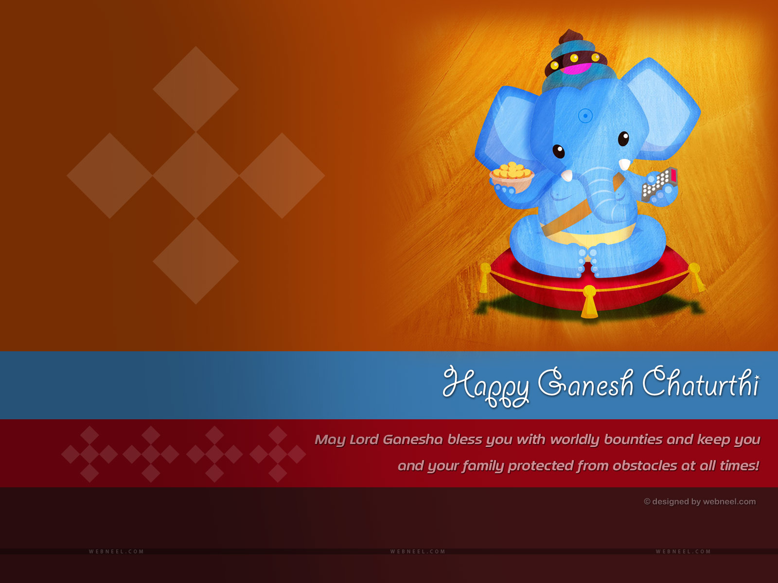 hindu god ganesh wallpaper