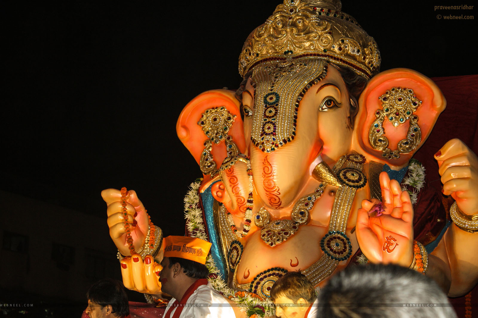 ganesh chathurthi photo by praveenasridhar