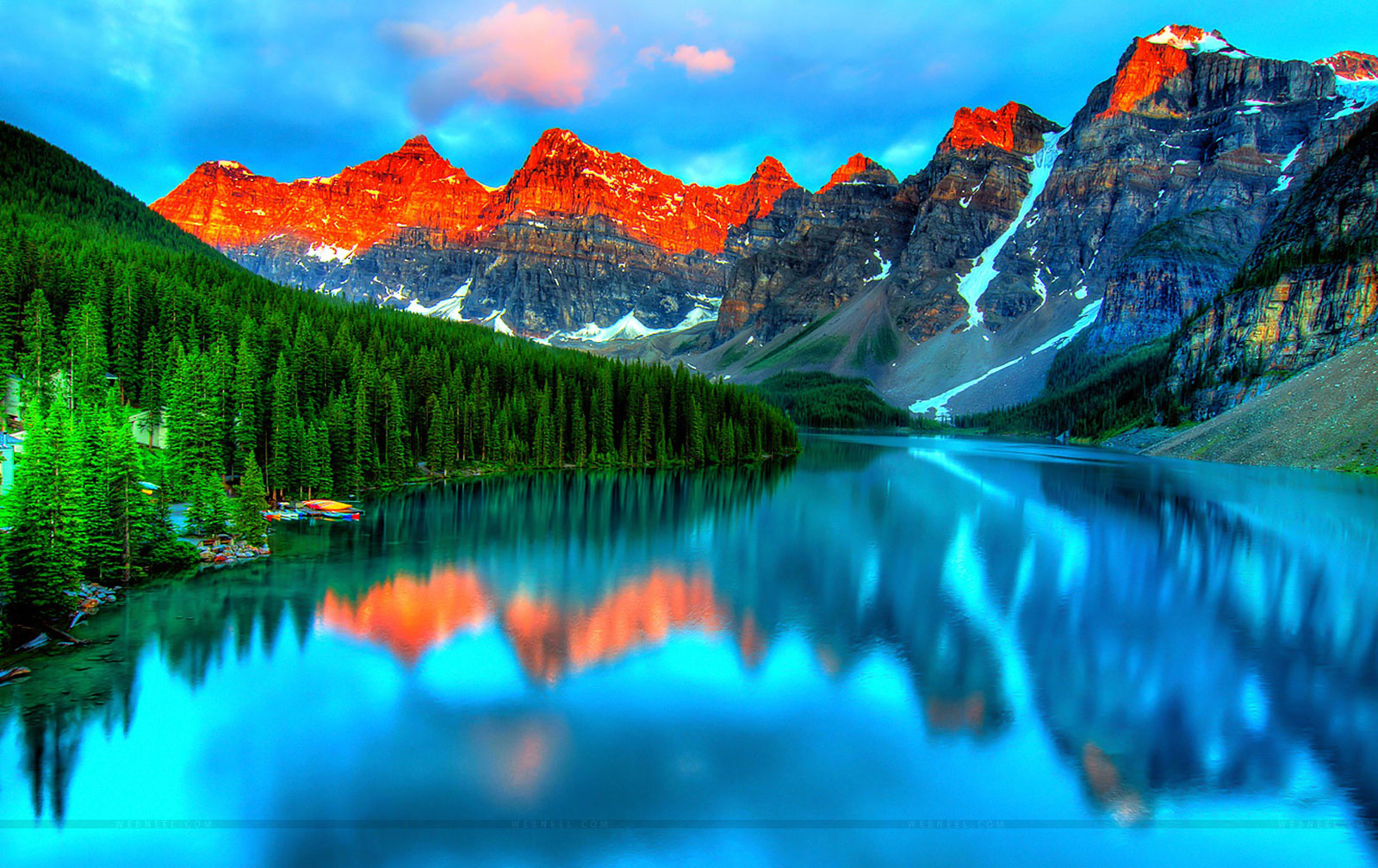 nature wallpaper mountain