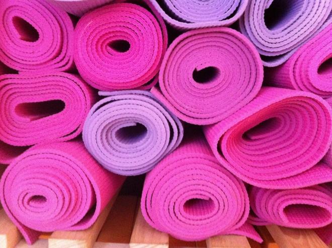 pink wallpaper by hayashina