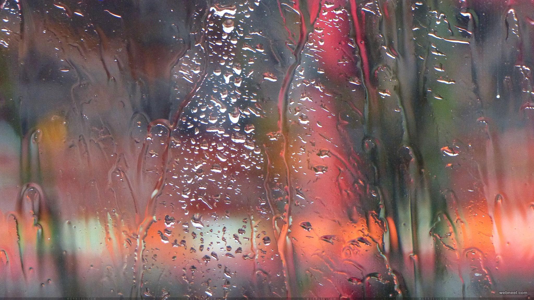 rain wallpaper by marylemm