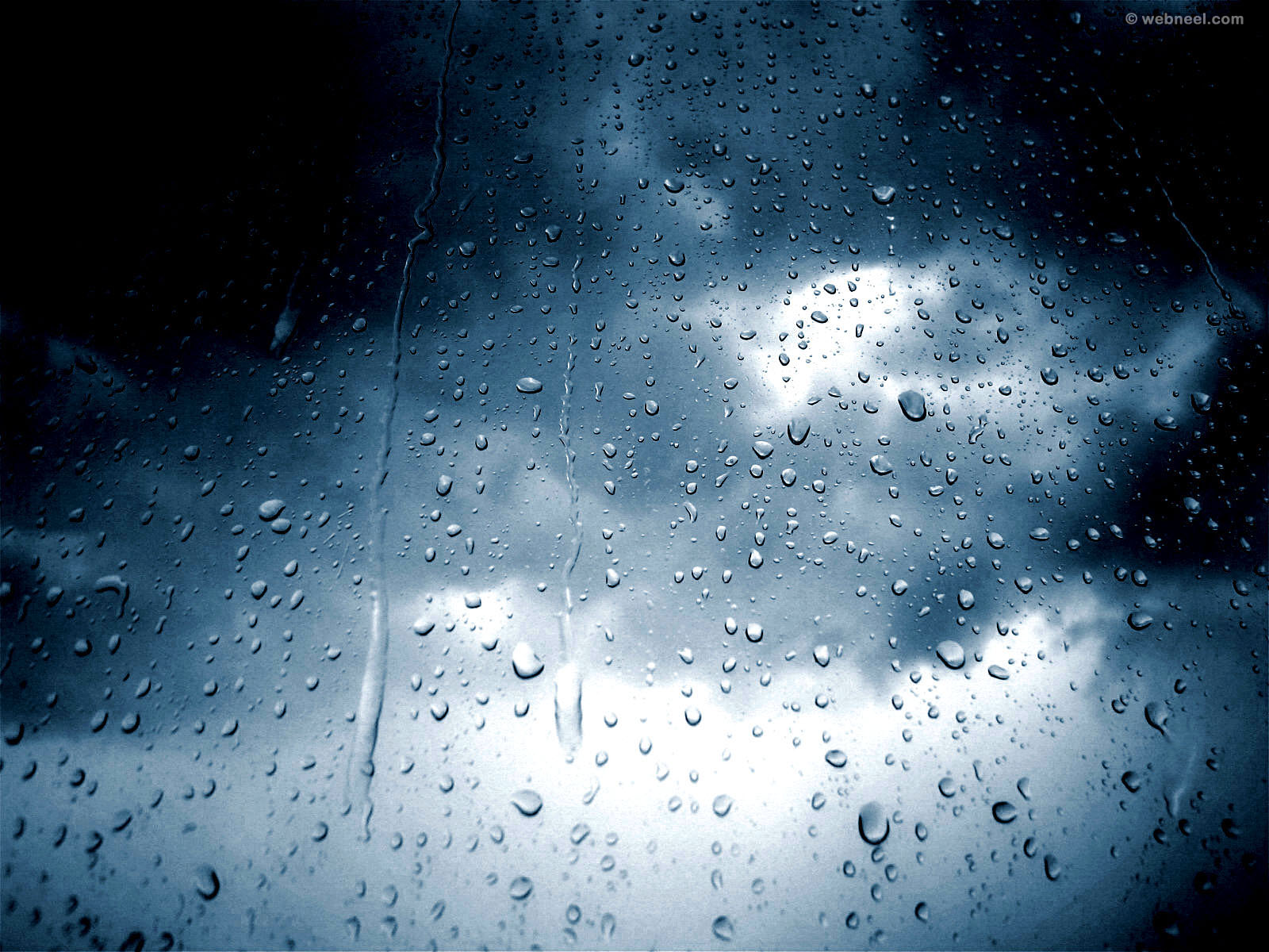 rain wallpaper