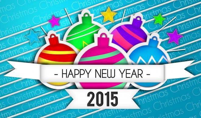 happy new year wallpaper
