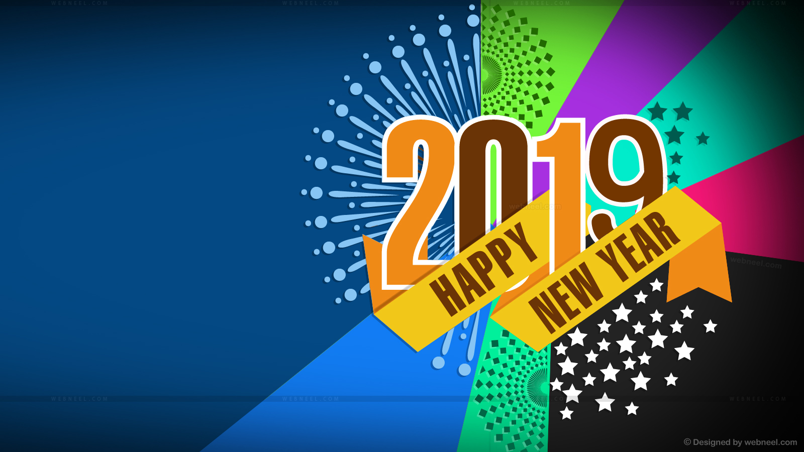 50 Beautiful Happy New Year Wallpapers for your desktop - part 2